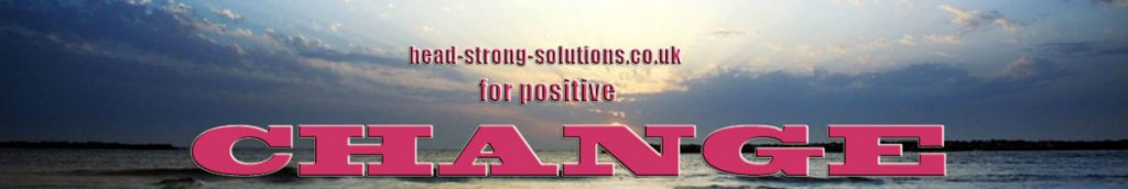 Headstrong solutions hypnotherapy should change