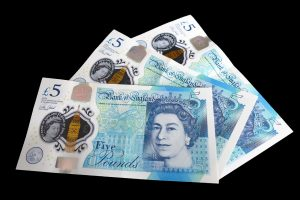 five pound notes image hypnotherapy fees